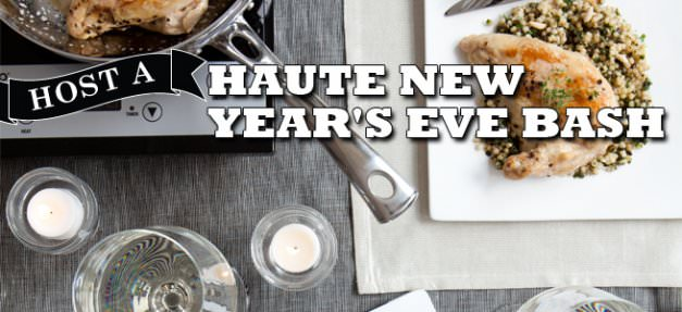Host a Haute New Year